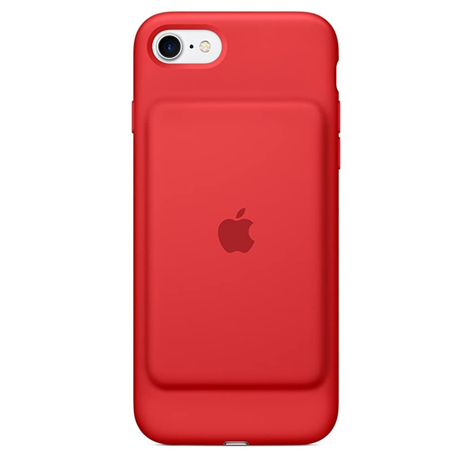 哀動力学裁量Apple Smart Battery Case (iPhone 7) - (PRODUCT)RED