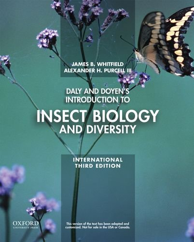 Daly and Doyen's Introduction to Insect Biology and Diversity