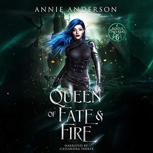 Queen of Fate & Fire cover art