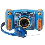 VTech Kidizoom Duo 5.0 - Cámara de fotos digital, infantil con 5 megapíxeles, pantalla a...