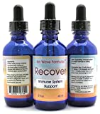 Immune System Support, Recover, Ion Wave Formulas