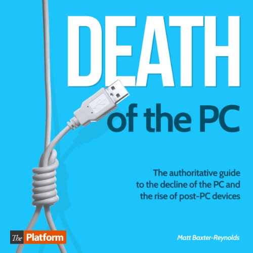 Death of the PC audiobook cover art