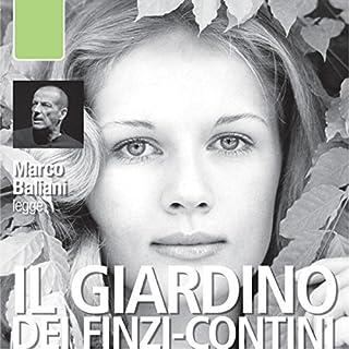 Il giardino dei Finzi-Contini cover art