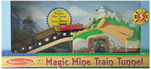 Melissa & Doug - 10619 - Tunnel Ferroviaire De La Mine Magique (En Anglais Seulement)