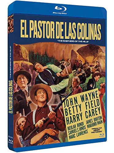 El Pastor de las Colinas BD 1941 The Shepherd of the Hills [Blu-ray]