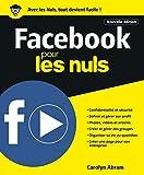 Facebook pour les Nuls, Nelle...