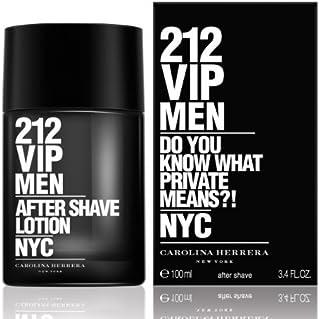 212 by Carolina Herrera for MEN: AFTERSHAVE 3.4 OZ