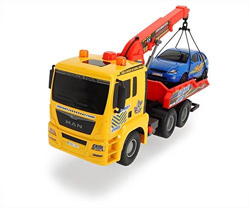 Dickie Toys - 203809001 - Dépanneuse - Air Pump