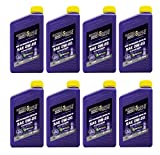 Royal Purple 01020 API-Licensed SAE 0W20 High Performance Synthetic Motor Oil - (Case of 8)