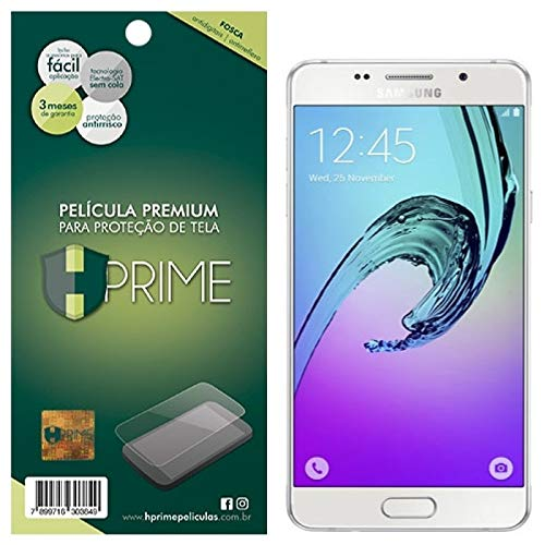 Pelicula Fosca para Samsung Galaxy A9, HPrime, Película Protetora de Tela para Celular, Transparente