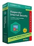 Kaspersky Internet Security 2018 | 1 Poste | 3 Ans | Edition spéciale...