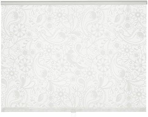 Ikea LiselottTenda a rullo bianco