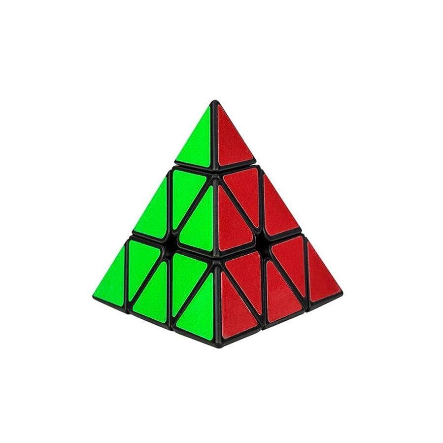 レンダリング火傷危険を冒しますYoushangshipin ルービックキューブ、安全で便利なピラミッドスタイルのキューブ、高品質のABS素材で作られた、(ピラミッド3次) 良い材料 (Edition : Pyramid third-order)