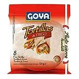 Goya Tortillas de Trigo - Paquete de 8 Unidades