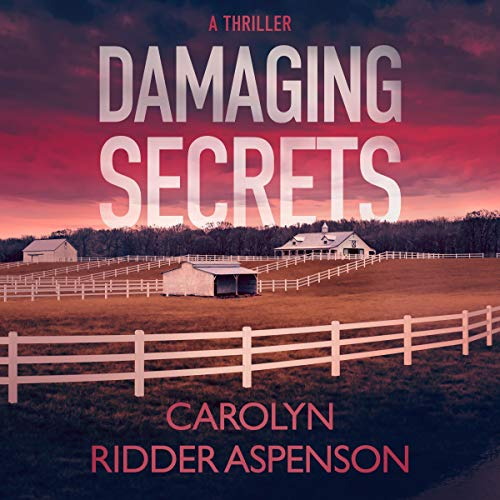 Damaging Secrets Audiobook By Carolyn Ridder Aspenson cover art