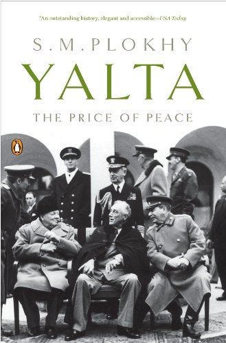Yalta: The Price of Peace (English Edition) eBook: Plokhy, S. M.: Amazon.es: Tienda Kindle
