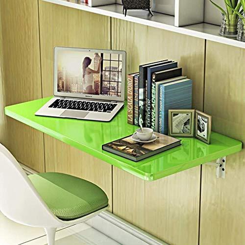 Praktische Handige Eindtafels Laptop Bureau Opklapbare Plank Bank Tafel Beugel Heavy Duty Muurbevestiging Keuken Eettafel Bureau Computer Bureau Schraag Bureau (Kleur: Roze)