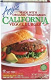 Amys California Veggie Burger, 10 Ounce -- 12 per case.