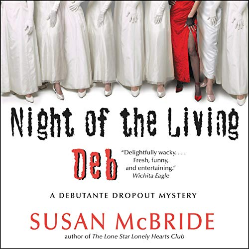 Night of the Living Deb audiobook cover art