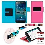 Hülle für JiaYu S2 Tasche Cover Case Bumper | Pink |