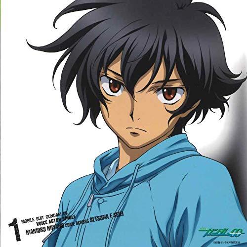 MOBILE SUIT GUNDAM 00 Voice Actor Single 1 Mamoru Miyano Come Across Setasuna F Seiei