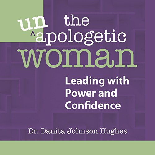 The Unapologetic Woman audiobook cover art