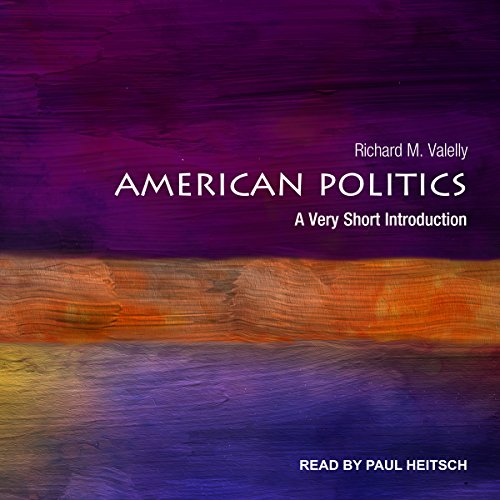 American Politics audiobook cover art