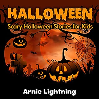 Halloween: Scary Halloween Short Stories for Kids audiobook cover art