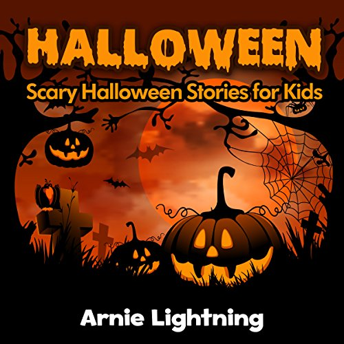 Page de couverture de Halloween: Scary Halloween Short Stories for Kids