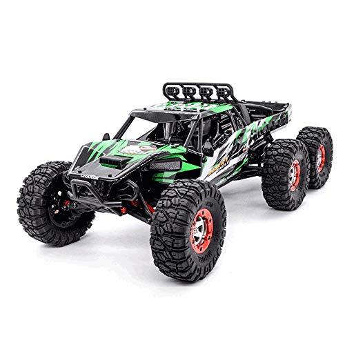Z-XLIN Accionamiento eléctrico remoto de carga de control dinámico modelo de coche de carreras de juguete muchacho de los niños de coches, 2.4G carreras todo terreno del vehículo de alta velocidad, lo