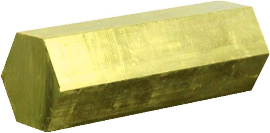 XMRISE H59 Brass Hexagon Bar Solid Hexagonal Sale SALE% OFF Model H Topics on TV Sticks Rods