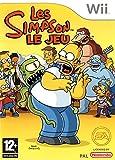 Les Simpson le jeu [Nintendo Wii] [Importado de Francia]