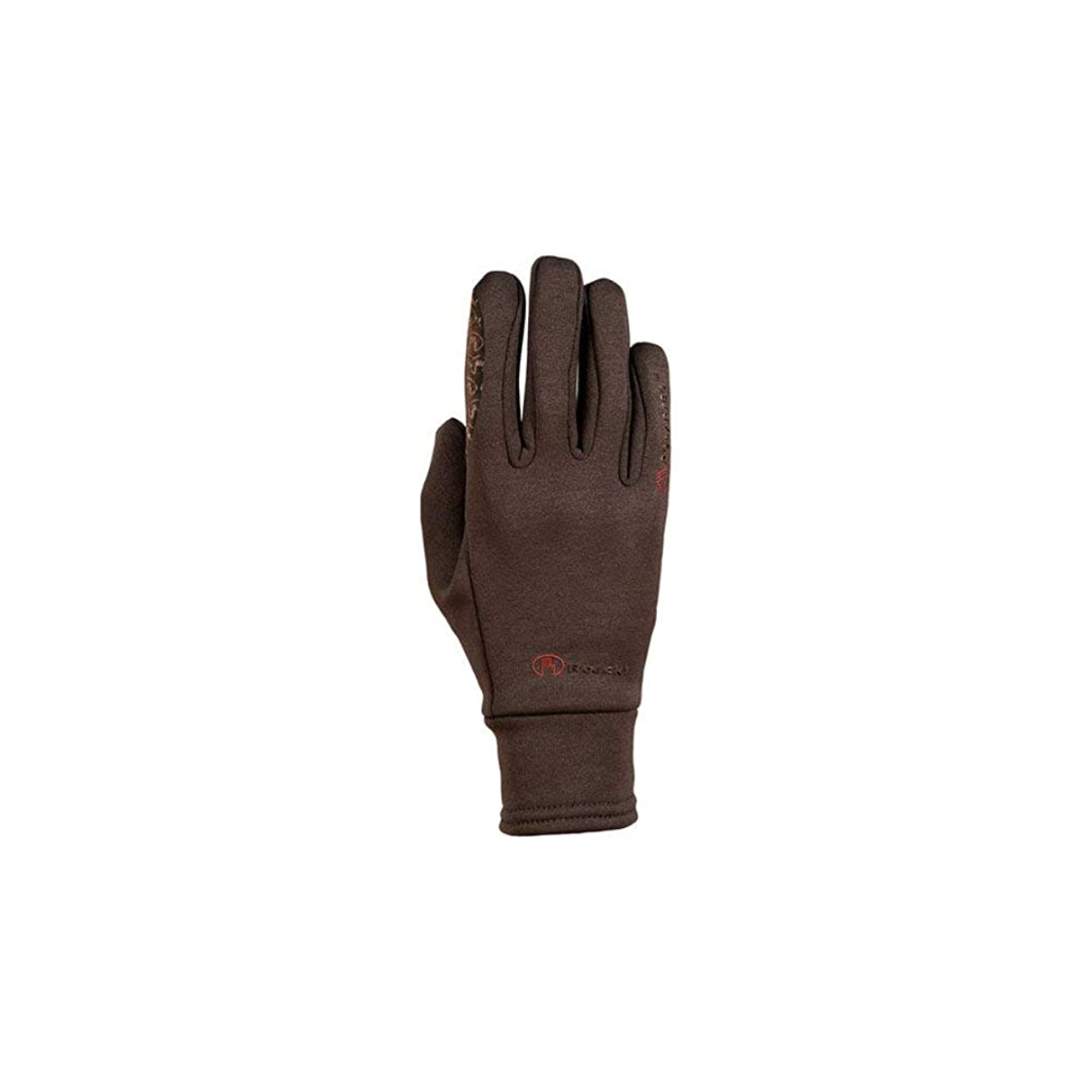 Roeckl Polartec Everyday Riding Glove 6.5 inches brown