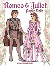 Romeo and Juliet Paper Dolls (Dover Paper Dolls)