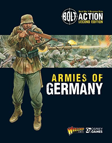 Bolt Action: Armies of Germany: 2nd Edition (English Edition)