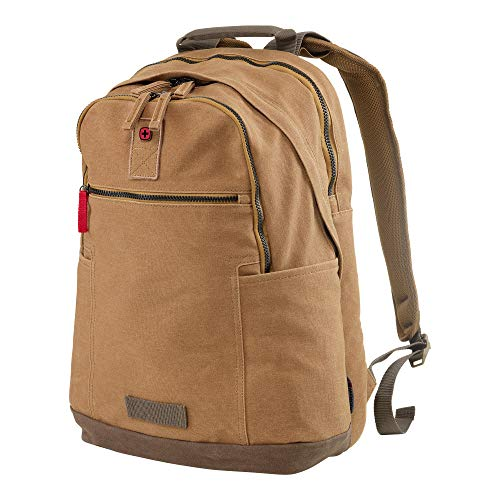 Wenger 602830 ARUNDEL 15.6' Backpack with Tablet Pocket In Camel {23...