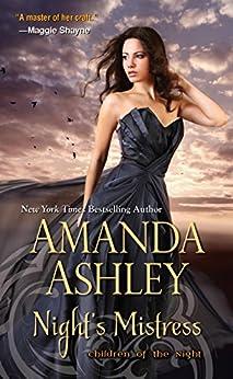 Night's Mistress (Children of the Night Book 5) by [Amanda Ashley]