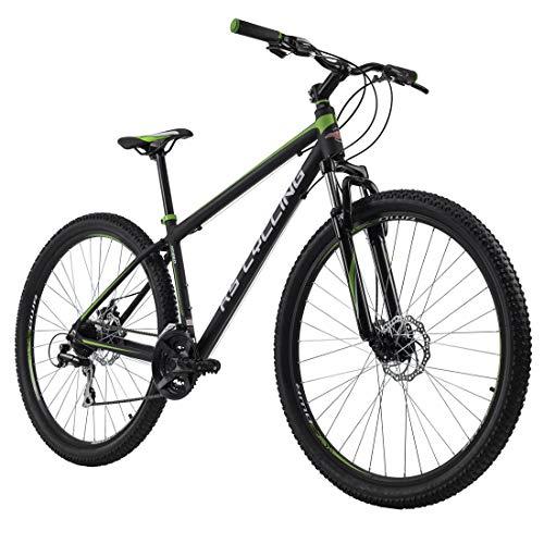 KS Cycling Mountainbike Hardtail 29'' Xceed schwarz-grün RH 42 cm
