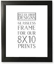 Ocean Drop Designs - Contemporary Picture Frame for Art Prints, Photographs, Certificates, More! - 8