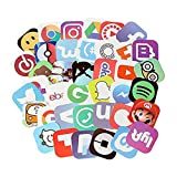 The 50 App Vinyl, Social Media Decals/Stickers It is UV Protected and Waterproof Ideal for Laptop and Anywhere