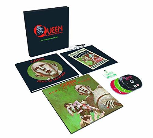 News Of The World[3 CD/LP/DVD Box Set][40th Ann.][Super Deluxe]