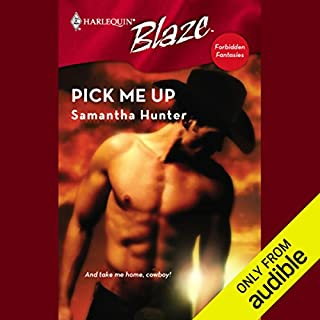 Pick Me Up audiobook cover art
