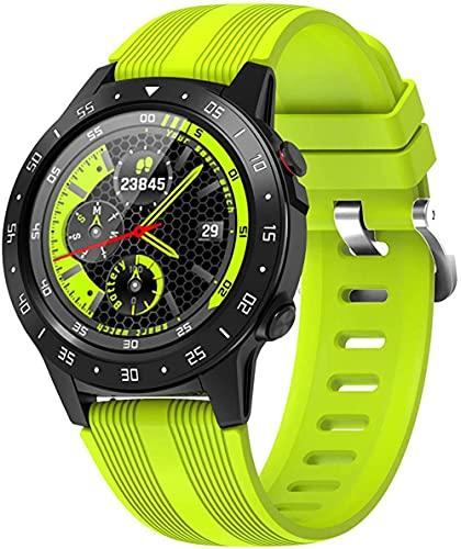 Sports Watch Compass Barometer Fitness Tracker Atmospheric Pressure Monitor Music Control Bluetooth Smart Watch-Orange