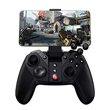 GameSir G4 Pro Bluetooth Wireless Game Controller PC Controller with Magnetic ABXY Gamepad Joystick Compatible with Switch/Windows PC/Android/iOS Mobile Phone for Apple Arcade MFi Games