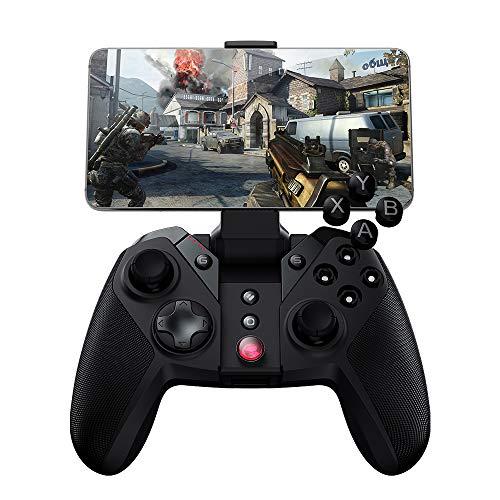 GameSir G4 Pro Controller Gamepad Wireless Controller für Switch / iOS / Android / PC mit Doppelmotor, Sechs Achsen Gyroskop, Magnetischem ABXY, Support Screenshot und Turbo Funktion