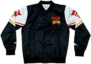 WWE WCW Nitro Retro Fanimation Chalk Line Jacket