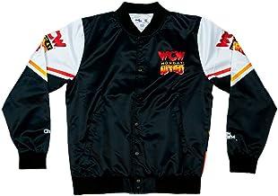 WCW Nitro Retro Fanimation Chalk Line Jacket Multi 2XL