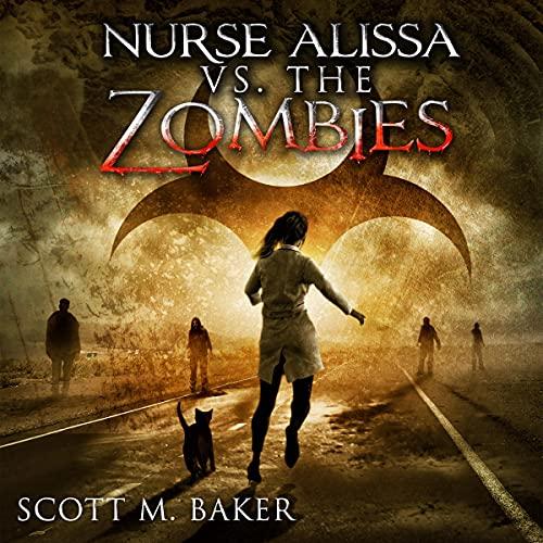 Nurse Alissa vs. the Zombies cover art