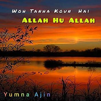 Woh Tanha Koun Hai Allah Hu Allah