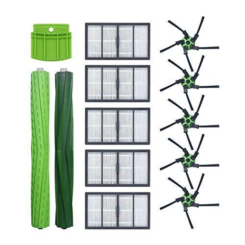 NICERE Repuesto para aspiradora de repuesto compatible con S9 (9150) S9+S9 Plus (9550) S Robot aspirador 13 piezas